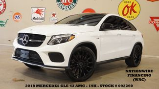 2018 Mercedes-Benz AMG GLE 43 Coupe MSRP 78K,PANO ROOF,360 CAM,22'S,19K in Carrollton, TX 75006