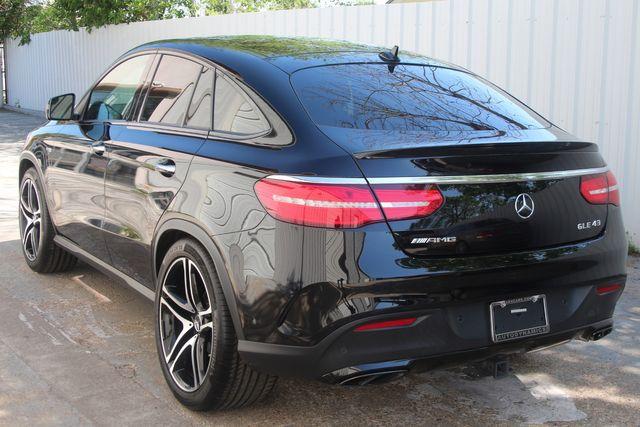 2018 Mercedes-Benz AMG GLE 43 Houston, Texas 10