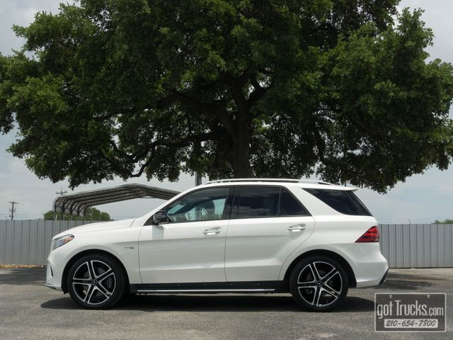 2018 Mercedes-Benz GLE 43 AMG 3.0L V6 Bi-Turbo AWD