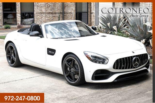 2018 Mercedes-Benz AMG GT Convertible