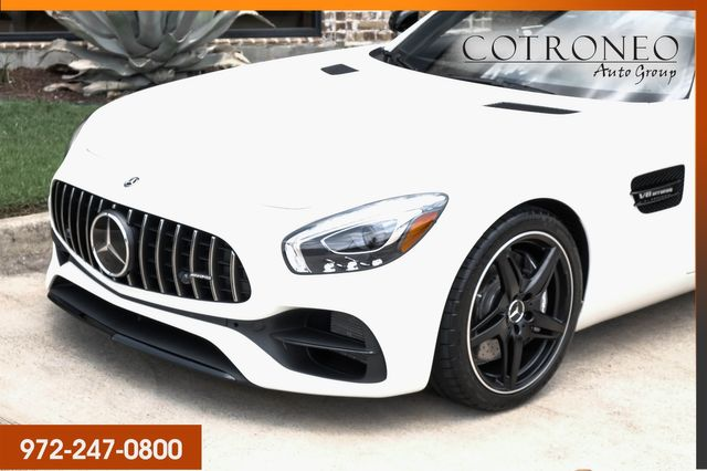 2018 Mercedes-Benz AMG GT Convertible in Addison, TX 75001