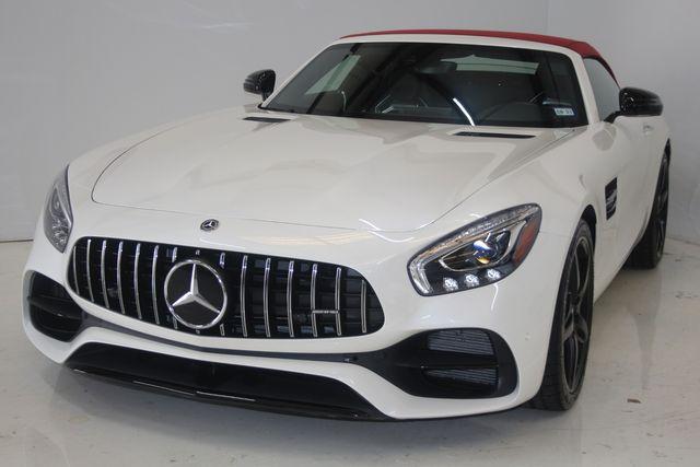2018 Mercedes-Benz AMG GTC ROADSTER CONVT Houston, Texas 4