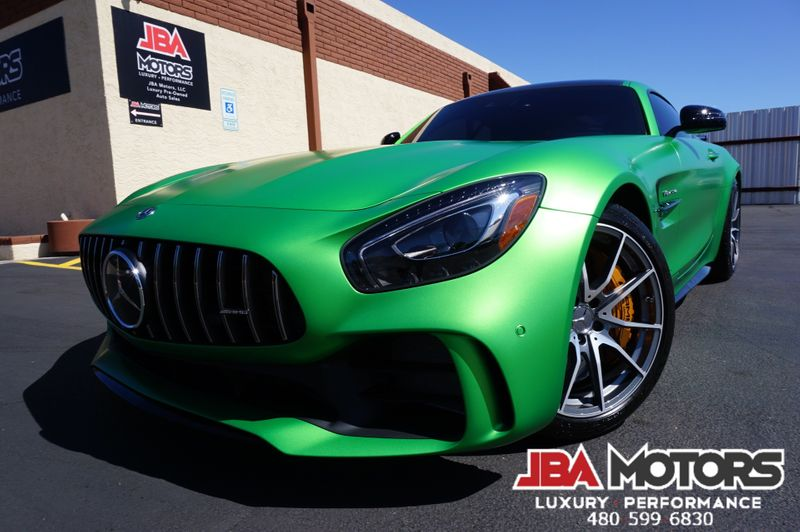 2018 Mercedes-Benz AMG GT R AMG GTR Coupe ONLY 1,348 MILES HUGE $193K MSRP | MESA, AZ | JBA MOTORS in MESA AZ
