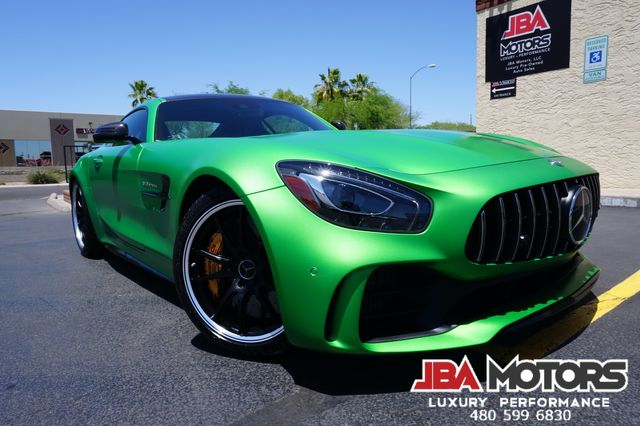 2018 Mercedes-Benz AMG GT R GTR Coupe GT-R