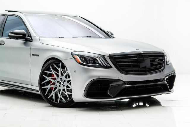 2018 Mercedes-Benz AMG S 63 Exclusive in Carrollton, TX 75006