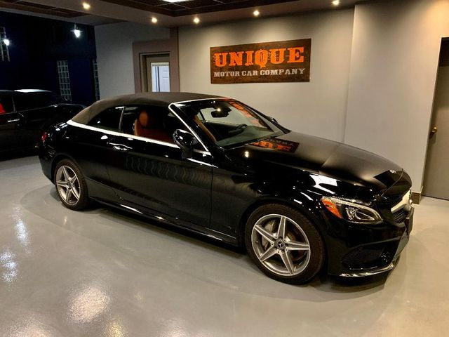 2018 Mercedes-Benz C 300 4Matic Cabriolet