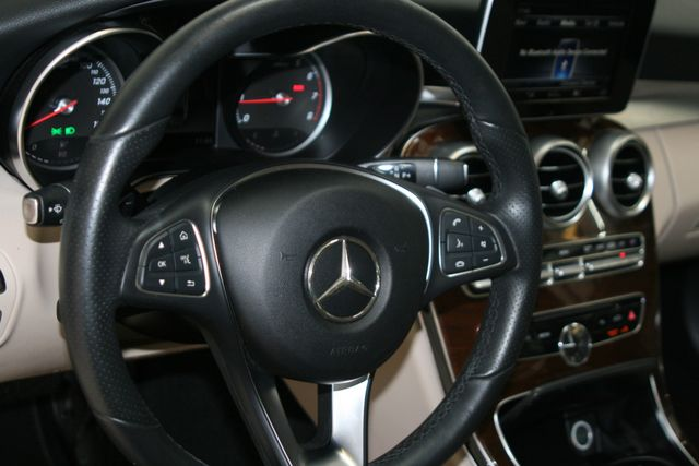 2018 Mercedes-Benz C 300 sport Houston, Texas 18
