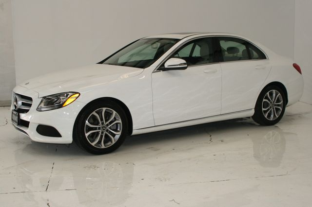 2018 Mercedes-Benz C 300 sport Houston, Texas 2