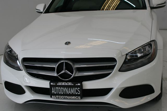 2018 Mercedes-Benz C 300 sport Houston, Texas 4