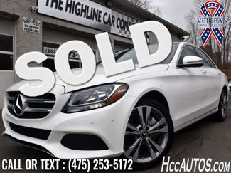 2018 Mercedes-Benz C 300 C 300 4MATIC Sedan Waterbury, Connecticut