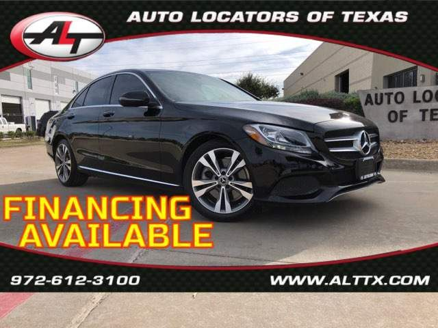 2018 Mercedes-Benz C 300 C300 in Plano, TX 75093