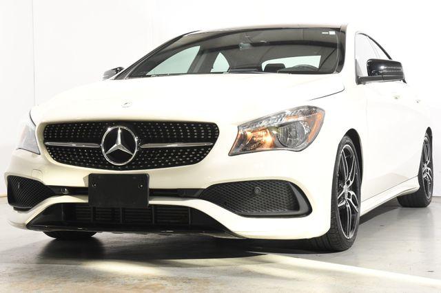 2018 Mercedes-Benz CLA 250 AMG Sport/ Nav/ Blind Spot/ Pano / Safety Tech