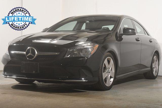 2018 Mercedes-Benz CLA 250 w/ Safety Tech