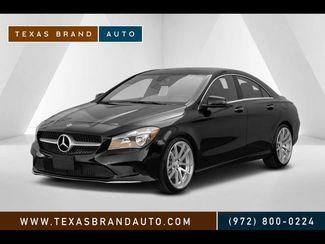2018 Mercedes-Benz CLA 250 CLA 250 4MATIC Coupe 4D in Dallas, TX 75229