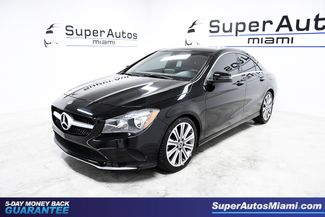2018 Mercedes-Benz CLA 250 in Doral, FL 33166