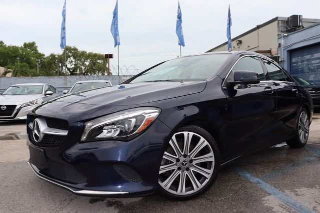 2018 Mercedes-Benz CLA 250 in Miami, FL 33142