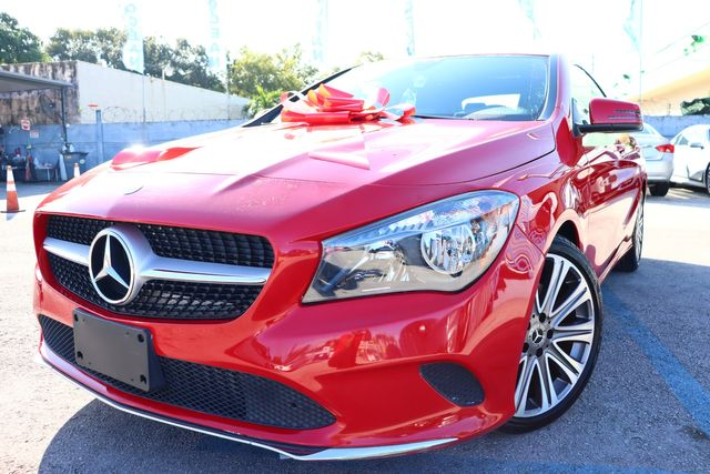 2018 Mercedes-Benz CLA 250 in Miami, FL 33142