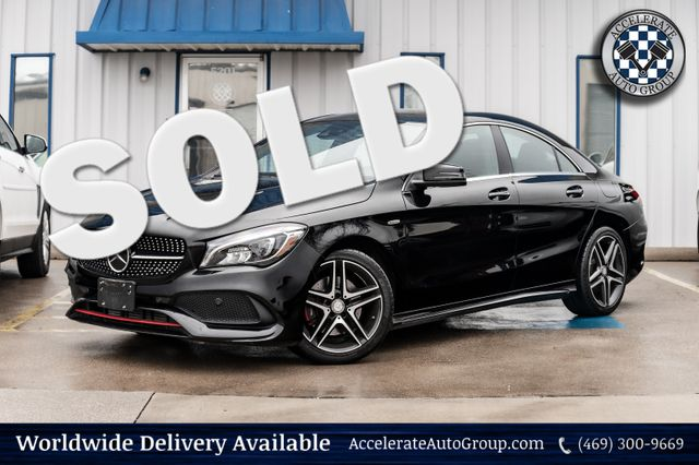 2018 Mercedes-Benz CLA 250 CLA 250 in Rowlett