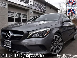 2018 Mercedes-Benz CLA 250 CLA 250 4MATIC Coupe Waterbury, Connecticut