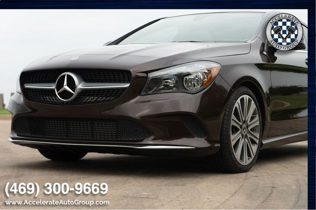2018 Mercedes-Benz CLA CLA250 in Rowlett