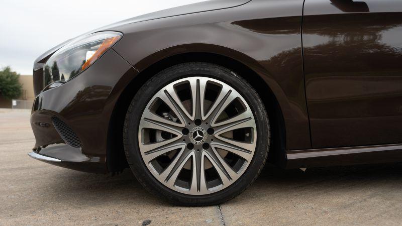 2018 Mercedes-Benz CLA CLA250 in Rowlett, Texas