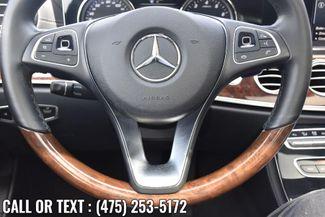 2018 Mercedes-Benz E 300 E 300 4MATIC Sedan Waterbury, Connecticut 33
