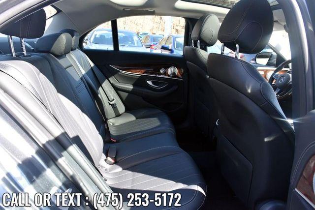 2018 Mercedes-Benz E 300 E 300 4MATIC Sedan Waterbury, Connecticut 20