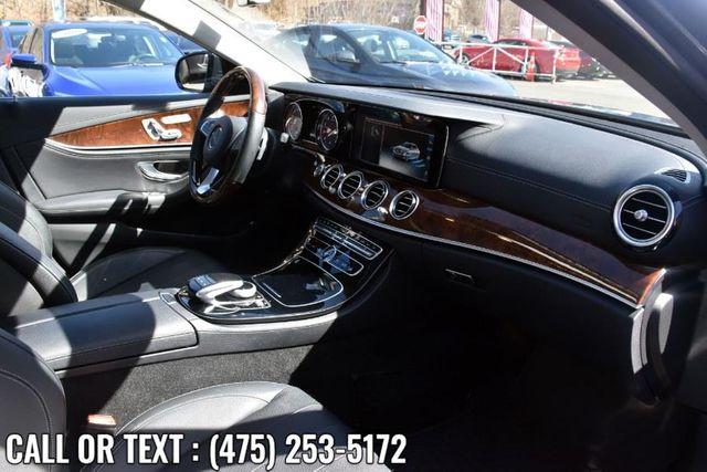 2018 Mercedes-Benz E 300 E 300 4MATIC Sedan Waterbury, Connecticut 23