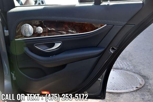 2018 Mercedes-Benz E 300 E 300 4MATIC Sedan Waterbury, Connecticut 26