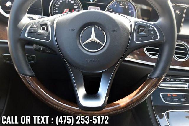 2018 Mercedes-Benz E 300 E 300 4MATIC Sedan Waterbury, Connecticut 32