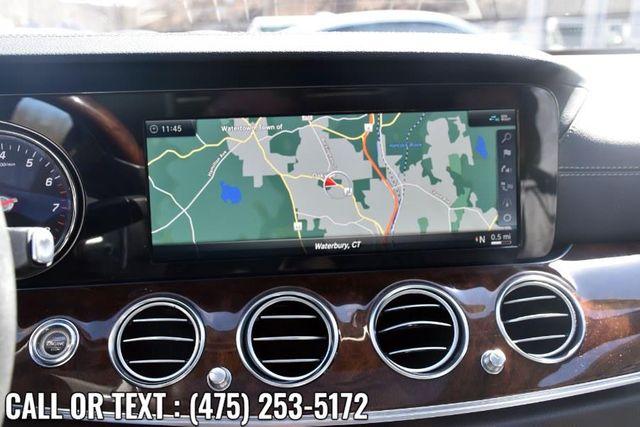 2018 Mercedes-Benz E 300 E 300 4MATIC Sedan Waterbury, Connecticut 37