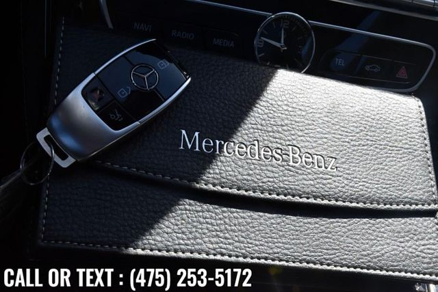 2018 Mercedes-Benz E 300 E 300 4MATIC Sedan Waterbury, Connecticut 46