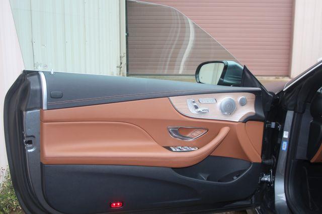 2018 Mercedes-Benz E 400 CONVT Houston, Texas 21