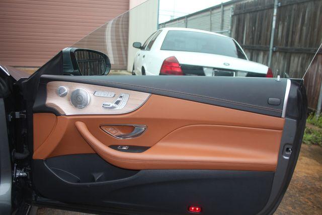 2018 Mercedes-Benz E 400 CONVT Houston, Texas 32
