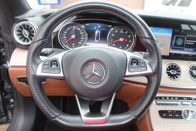 2018 Mercedes-Benz E 400 CONVT Houston, Texas 37