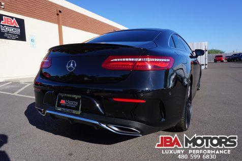 2018 Mercedes-Benz E 400 Coupe E400 E Class 400 ~ HUGE $73k MSRP ~ 1 Owner   MESA, AZ   JBA MOTORS in MESA, AZ