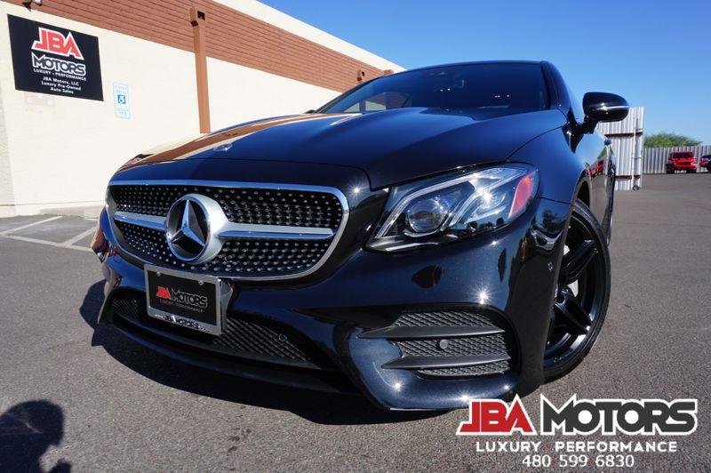 2018 Mercedes-Benz E 400 Coupe E400 E Class 400 ~ HUGE $73k MSRP ~ 1 Owner   MESA, AZ   JBA MOTORS in MESA AZ