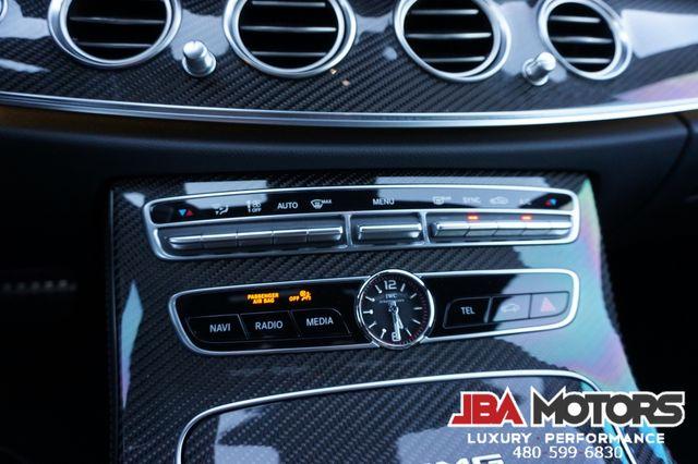 2018 Mercedes-Benz E63s AMG E63 S Sedan 4Matic AWD E Class 63 in Mesa, AZ 85202