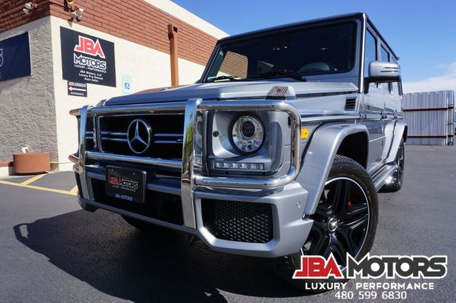 2018 Mercedes-Benz G63 AMG G Class 63 G Wagon Diamond Stitched ONLY 5k MILES