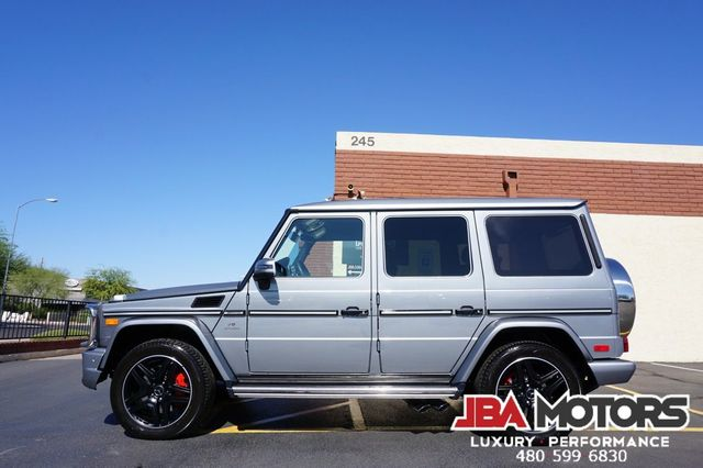 2018 Mercedes-Benz G63 AMG G Class 63 G Wagon Diamond Stitched ONLY 5k MILES in Mesa, AZ 85202