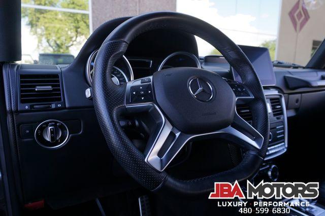 2018 Mercedes-Benz G63 AMG G Wagon G Class 63 Designo Diamond Stitched in Mesa, AZ 85202