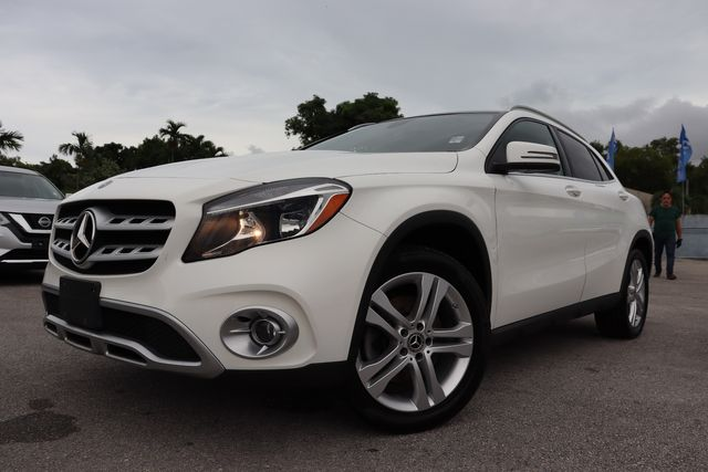 2018 Mercedes-Benz GLA 250 in Miami, FL 33142