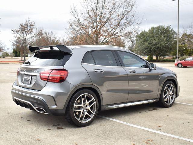 2018 Mercedes-Benz GLA GLA 45 AMG 4MATIC in McKinney, Texas 75070