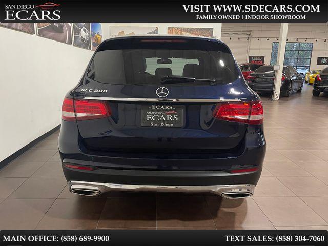 2018 Mercedes-Benz GLC 300 4Matic in San Diego, CA 92126