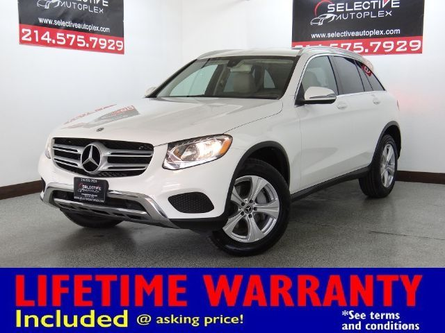 2018 Mercedes-Benz GLC 300 GLC300 in Carrollton, TX 75006