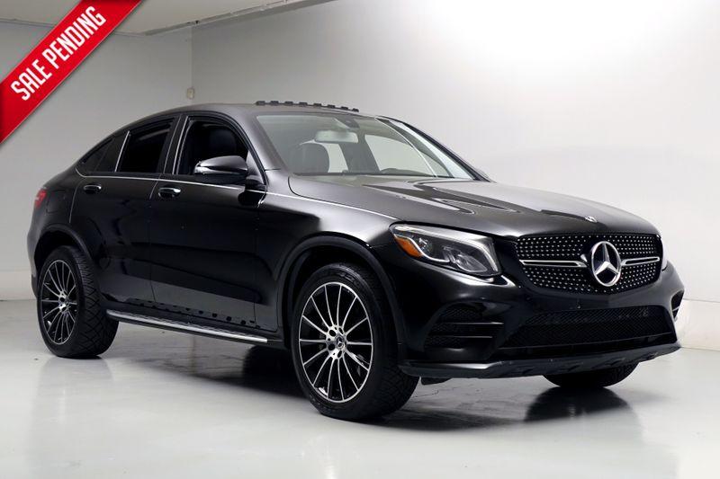 2018 Mercedes-Benz GLC 300 AMG Line* AWD*Sunroof* BU Cam*  | Plano, TX | Carrick's Autos in Plano TX