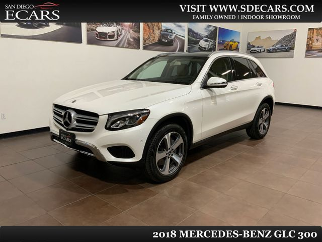 2018 Mercedes-Benz GLC 300 in San Diego, CA 92126