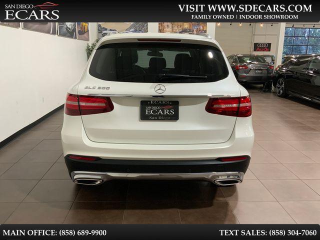2018 Mercedes-Benz GLC 300 in San Diego, CA 92126