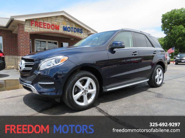 2018 Mercedes-Benz GLE 350  | Abilene, Texas | Freedom Motors  in Abilene,Tx Texas
