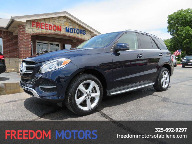 2018 Mercedes-Benz GLE 350  | Abilene, Texas | Freedom Motors  in Abilene Texas